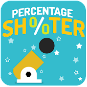 Math Percentage Shooter