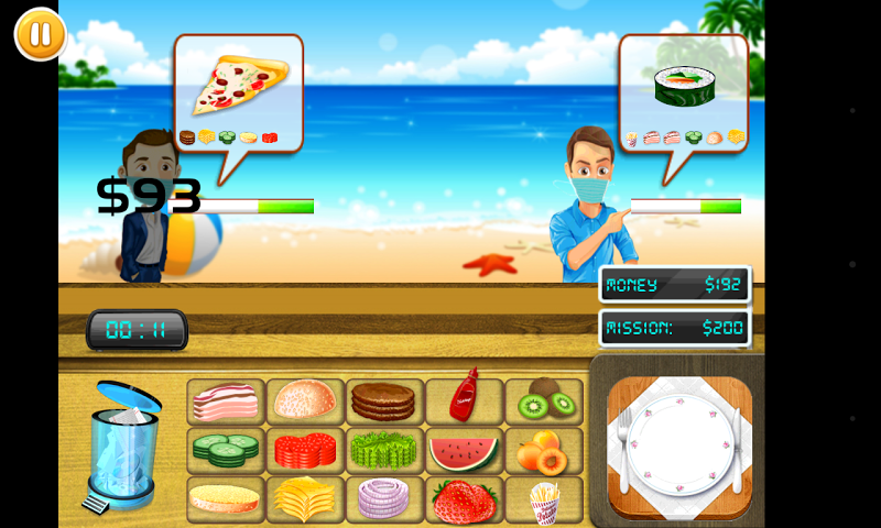android Ultimate Chef Service Screenshot 12