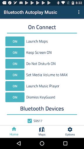 Bluetooth Autoplay Music screenshots 1