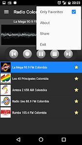 RADIO COLOMBIA screenshot 3