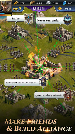 Days of Empire - Heroes never die apkpoly screenshots 5