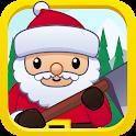Wood Cutter Santa icon