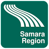 Samara Region Map offline