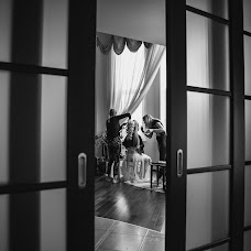 Wedding photographer Kristina Girovka (girovkafoto). Photo of 27.11.2018