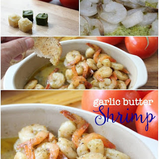 Shrimp With Butter And Garlic Recipes