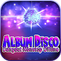 Album Disco Dangdut Nonstop Offline icon