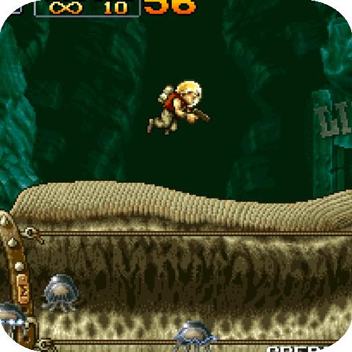 MSlug Soldier 3 - Arcade Classic Game