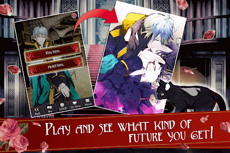 Shall we date?:Blood in Roses+ screenshot 2