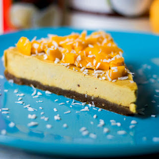 Mango Cheese Cake Recipes