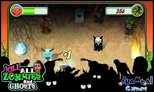 Kill all zombies and ghosts screenshot 3