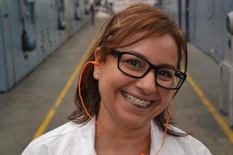 Photo: La sonrisa de TERMILENIO Yudy Florez