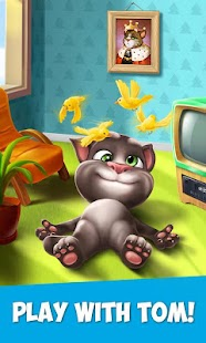 My Talking Tom Mod