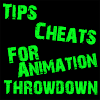 Cheats For Animation Throwdown