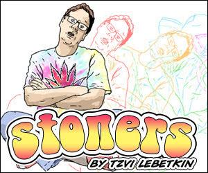 Stoners Web-Comic