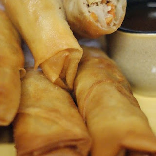 Filipino Vegetable Lumpia Recipes