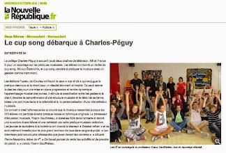 Photo: 2014-10-03 NR Le cup song débarque à Charles-Péguy