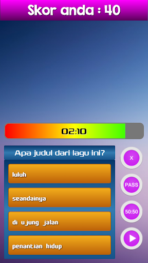 Tebak Lagu Indonesia Apk 2