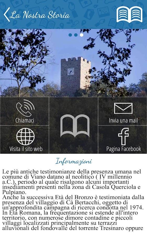 Viano Teatro della Natura- screenshot