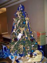 Photo: Beautiful Blue Tree