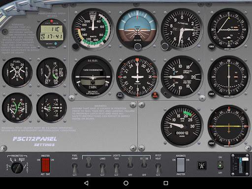 FsC172Panel  screenshots 1