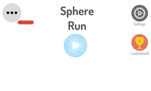 Sphere run
