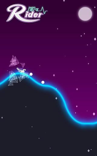 Radio Beat Rider : Neon Tricky Hurdle Track Ride 1.0.1 screenshots 14