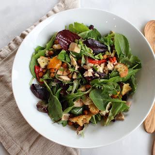 Spanish Chopped Salad Recipe