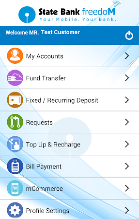 State Bank Freedom 2.0.1 screenshot 130605