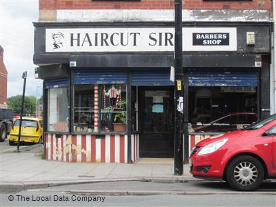 Haircut Sir On Moston Lane Barbers In Moston Manchester M40 9nb