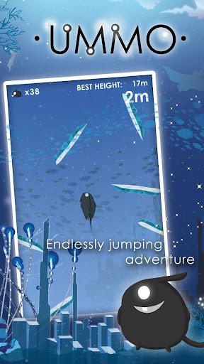 ·UMMO·:神秘生物的海洋星球跳躍大冒險