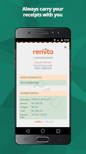 Remita- screenshot thumbnail