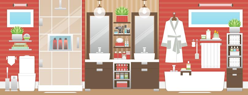 Jak zaprojektować i urządzić łazienkę?