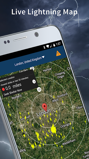 Weather by WeatherBug v5.2.0.5 [Ad Free]
