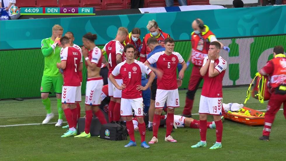 Los jugadores y el mundo del fútbol, paralizados.