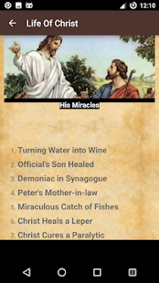 Life Of Jesus Christ | All About Jesus Christ - náhled
