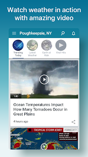 Weather Alerts & Storm Radar - The Weather Channel Screenshot