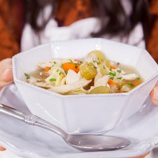Classic Chicken Noodle Soupprint