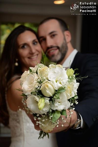 Fotógrafo de bodas Sebastian Pacinotti (pacinotti). Foto del 04.06.2017