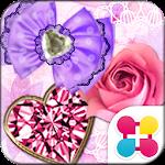 +HOMEアイコンパック Flower・Heart Icon