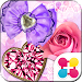 +HOMEアイコンパック Flower・Heart icon