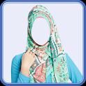 Hijab Women Photo Suit icon