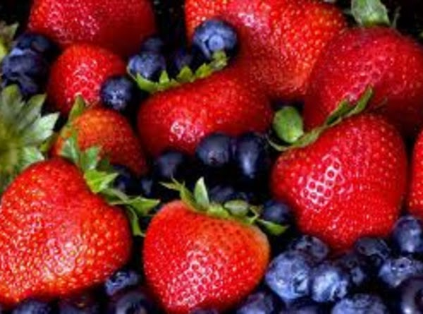 The pigments that give berries their beautiful blue and red hues are also good...