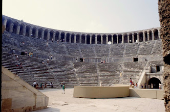 Photo: 006-Aspendos, le site antique