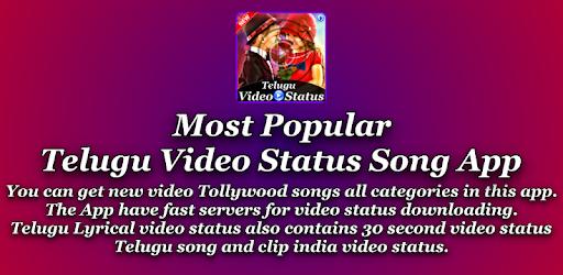 Descargar Telugu Video Status Whatsapp Status Downloader