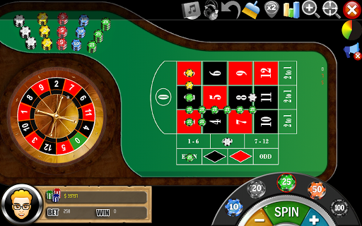 Roulette 12 Mini 1.00 screenshots 1