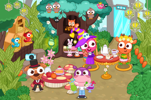 Papo Town screenshot 4