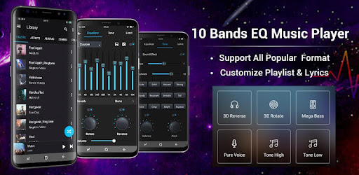 Music Player - Audio Player & 10 Bands Equalizer - Apps on Google Play