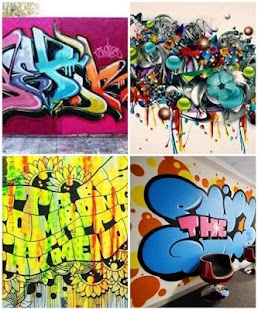Art Design Ideas easy nail art design ideas 2014 Graffiti Art Design Ideas Screenshot Thumbnail