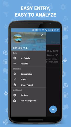 Fuel Manager (Consumption) Screenshot