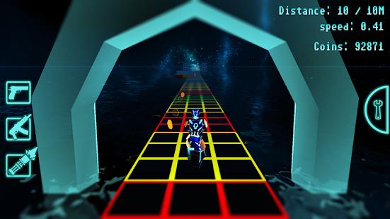 Matrix Runner - náhled